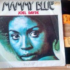 Discos de vinilo: SINGLE (VINILO) DE JOEL DAYDE AÑOS 70. Lote 72711811