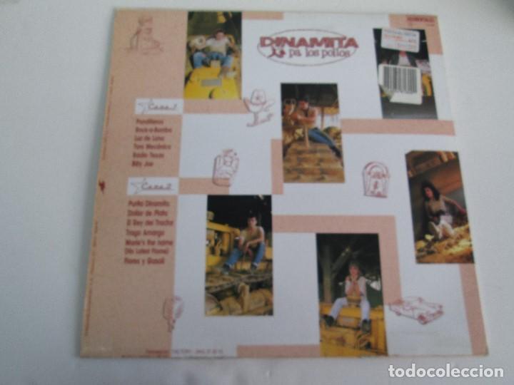 Discos de vinilo: DINAMITA PA LOS POLLOS. PURITA DINAMITA. DISCO VINILO. VER FOTOGRAFIAS ADJUNTAS - Foto 6 - 72714735
