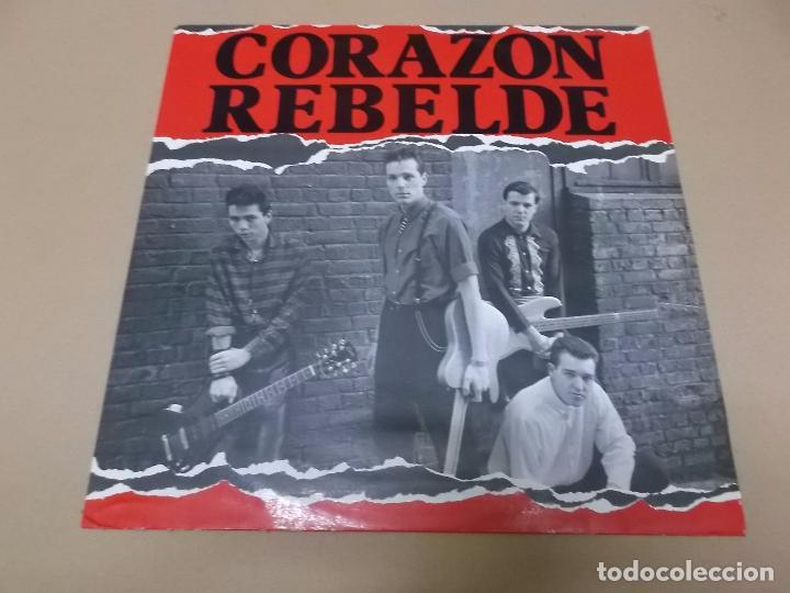 CORAZON REBELDE (MX) ADONDE VAN +2 TRACKS AÑO 1984 (Música - Discos de Vinilo - Maxi Singles - Grupos Españoles de los 70 y 80)