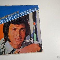 Discos de vinilo: ENGELBERT HUMPERDINCK - SUS GRANDES ÉXITOS (VINILO). Lote 72741475