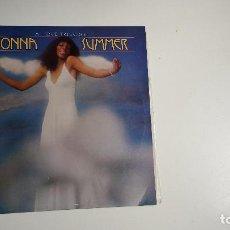 Discos de vinilo: DONNA SUMMER - A LOVE TRILOGY (VINILO). Lote 72741823