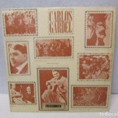 Discos de vinilo: CARLOS GARDEL. DISCO DE VINILO. VER FOTOGRAFIAS ADJUNTAS. Lote 72742455