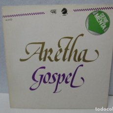 Discos de vinilo: ARETHA FRANKLIN. GOSPEL. DISCO VINILO. VER FOTOGRAFIAS ADJUNTAS. Lote 72743155