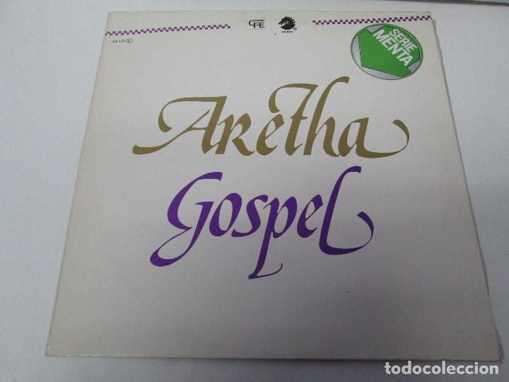 Discos de vinilo: ARETHA FRANKLIN. GOSPEL. DISCO VINILO. VER FOTOGRAFIAS ADJUNTAS - Foto 2 - 72743155