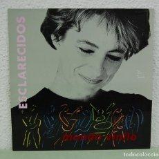 Discos de vinilo: ESCLARECIDOS. POR AMOR AL COMERCIO. GRABACIONES ACCIDENTALES 1987. LP. Lote 72757291