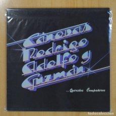 Discos de vinilo: CANOVAS RODRIGO ADOLFO Y GUZMAN - QUERIDOS COMPAEROS - LP. Lote 72792947