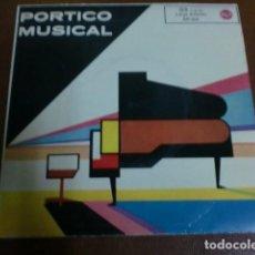 Discos de vinilo: DISCO VINILO: PORTICO MUSICAL.-BEETHOVEN/ANDALUCIA/CRI ME A RIVER AÑO 1982. Lote 72810723