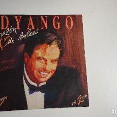 Discos de vinilo: DYANGO - CORAZÓN DE BOLERO 2 DISCOS (VINILO). Lote 72811943