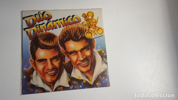 DÚO DINÁMICO - 20 ÉXITOS DE ORO (VINILO) (Música - Discos de Vinilo - Maxi Singles - Grupos Españoles 50 y 60)