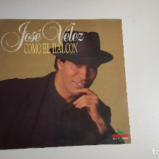 Discos de vinilo: JOSÉ VÉLEZ - COMO EL HALCÓN (VINILO). Lote 72814411
