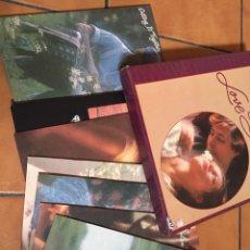 Discos de vinilo: COLECCION DE VINILOS, 6 LPS, LOVE STORY. Lote 72873597