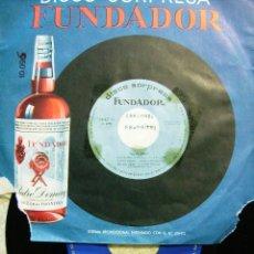 Discos de vinilo: PEDIDO MINIMO 5€.FUNDADOR.LOS MONDAYS. Lote 72887659