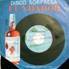 Discos de vinilo: PEDIDO MINIMO 5€.FUNDADOR.CONJUNTO LOS AGAPULCOS. Lote 72887895