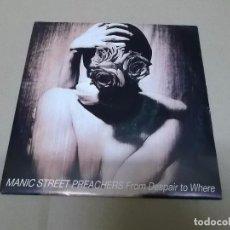 Discos de vinilo: MANIC STREET PREACHERS (SN) FROM DESPAIR TO WHERE AÑO 1993 – PROMOCIONAL. Lote 72892143
