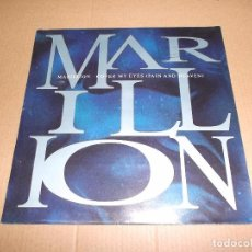 Discos de vinilo: MARILLION (SN) COVER MY EYES (PAIN AND HEAVEN) AÑO 1991 . Lote 72892491