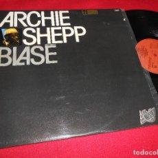 Discos de vinilo - ARCHIE SHEPP Blase LP 1979 Affinity EDICION ESPAÑOLA SPAIN EXCELENTE ESTADO - 72895891
