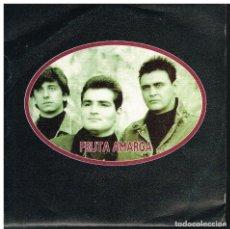 Disques de vinyle: LEJOS DE ALLI - FRUTA AMARGA - SINGLE 1991. Lote 72897239