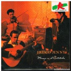 Disques de vinyle: FRISCO JENNY - MENSAJE EN EL CONTESTADOR / ESCARCHA - SINGLE 1991. Lote 72897759