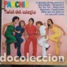 Discos de vinilo: VINILO PARCHIS TWIST DEL COLEGIO. Lote 72904239