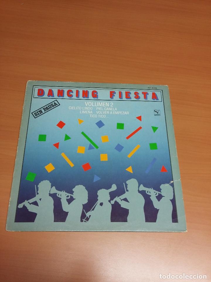 DANCING FIESTA VOLUMEN 2. (Música - Discos - LP Vinilo - Disco y Dance)