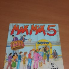 Discos de vinilo: MAX MIX 5 DOBLE LP. Lote 72905439