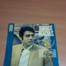 Discos de vinilo: ENRICO MACIAS - Nº2 (EDICION FRANCESA). Lote 72905819