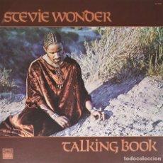 Discos de vinilo: TALKING BOOK (1972). STEVIE WONDER. Lote 72905967