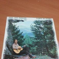 Discos de vinilo: JOSE LUIS PERALES - TIEMPO DE OTOÑO. Lote 72906811