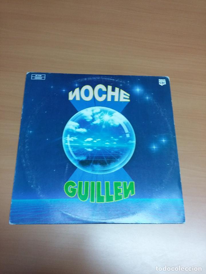 NOCHE GUILLEN (Música - Discos - LP Vinilo - Grupos Españoles de los 70 y 80)
