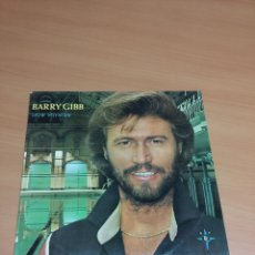 Discos de vinilo: BARRY GIBB - NOW VOYAGER. Lote 72908839