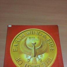 Discos de vinilo: EARTH WIND & FIRE - THE BEST OF. Lote 72908931