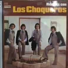 Discos de vinilo: LOS CHOQUEROS-RUMBAS CON LOS CHOQUEROS-1980. Lote 219247255
