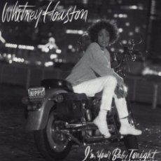 Discos de vinilo: I'M YOUR BABY TONIGHT (1990). WHITNEY HOUSTON.. Lote 72913031