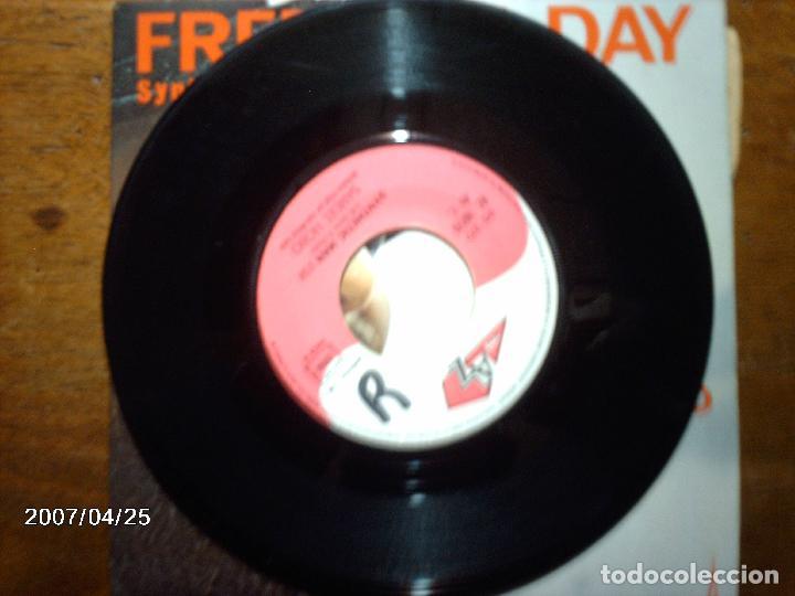 Discos de vinilo: samuel hobo - jean michel jarre - freedom day + synthetic man - Foto 4 - 72929087