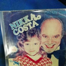 Discos de vinilo: MINI LP NIKKITA COSTA. Lote 72956623