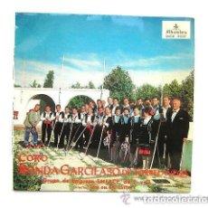 Discos de vinilo: GRUPO SNIACE E. Y D. RONDA GARCILASO TORRELAVEGA. CANTABRIA. ALHAMBRA 1966. EP. CANCIONES DE MONTAÑA. Lote 73001843