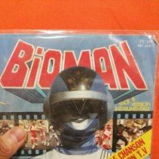 Discos de vinilo: MINI LP. BIOMAN . Lote 73005839
