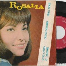 Discos de vinilo: ROSALIA - QUE TAL DOLLY + 3 (EP ZAFIRO 1964). Lote 73006291