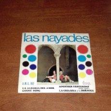 Discos de vinilo: LAS NAYADES. Lote 73011563