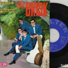 Discos de vinilo: THE BRISK EP TODO MI AMOR + 3 1964 . Lote 73011695