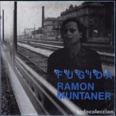 Discos de vinilo: RAMON MUNTANER - RETORN / FLASH BACK PDI 1988 . Lote 73039951