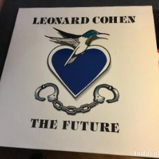 Discos de vinilo: LEONARD COHEN (THE FUTURE) LP ESPAÑA 1992 (VIN-M). Lote 73045887