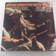 Discos de vinilo: SUPER COUNTRY HITS VOL. 6. RCA 1980. LP VINILO. Lote 73051447