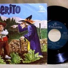 Discos de vinilo: DISCO, VINILO, SINGLE, LUCERITO, MN 72. Lote 73088719