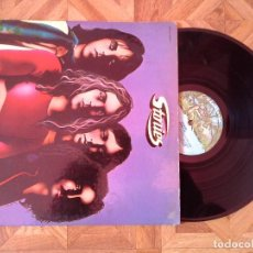 Discos de vinilo: STORIES (POST-LEFT BANKE) - ABOUT US - 2º LP 1973 - CARPETA VG VINILO VG. Lote 73231687