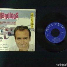 Discos de vinilo: MANOLO ESCOBAR Y SUS GUITARRAS VILLANCICOS. Lote 73238991