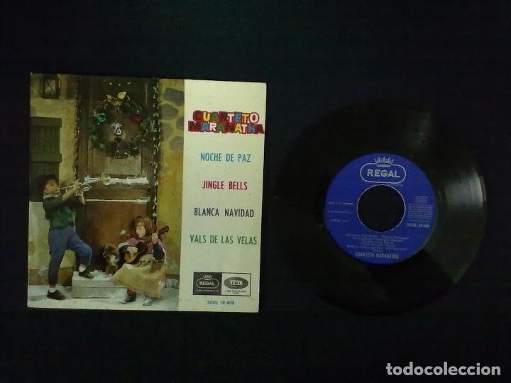 CUARTETO MARANATHA (Música - Discos de Vinilo - EPs - Grupos Españoles de los 70 y 80)