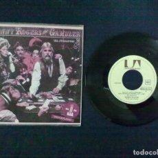 Discos de vinilo: KENNY ROGERS THE GAMBLER. Lote 73296343