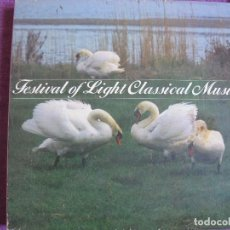 Discos de vinilo: LP - FESTIVAL OF LIGHT CLASSICAL MUSIC - VARIOS (CAJA CON 10 LP'S, ENGLAND, READER'S DIGEST 1985). Lote 73299987