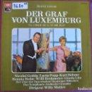 Discos de vinilo: LP - FRANZ LEHAR-EL CONDE DE LUXEMBURGO (CAJA CON 2 LP'S Y LIBRETO, SPAIN, EMI LA VOZ DE SU AMO 1972. Lote 73302483